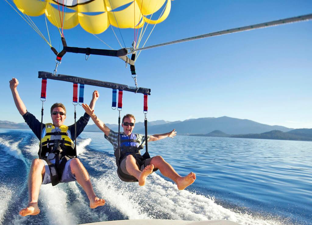 Parasailing, air sports, Nevada air sports, para sail, paragliding, Nevada air sports