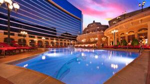 Peppermill Reno Resort Spa Casino