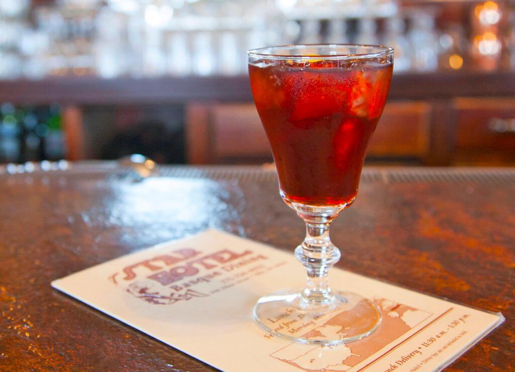 Picon Punch, Nevada Basque, Basque Nevada, Nevada State Drink