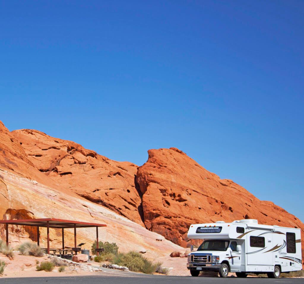 RV Camping, RV Campsite, RVing