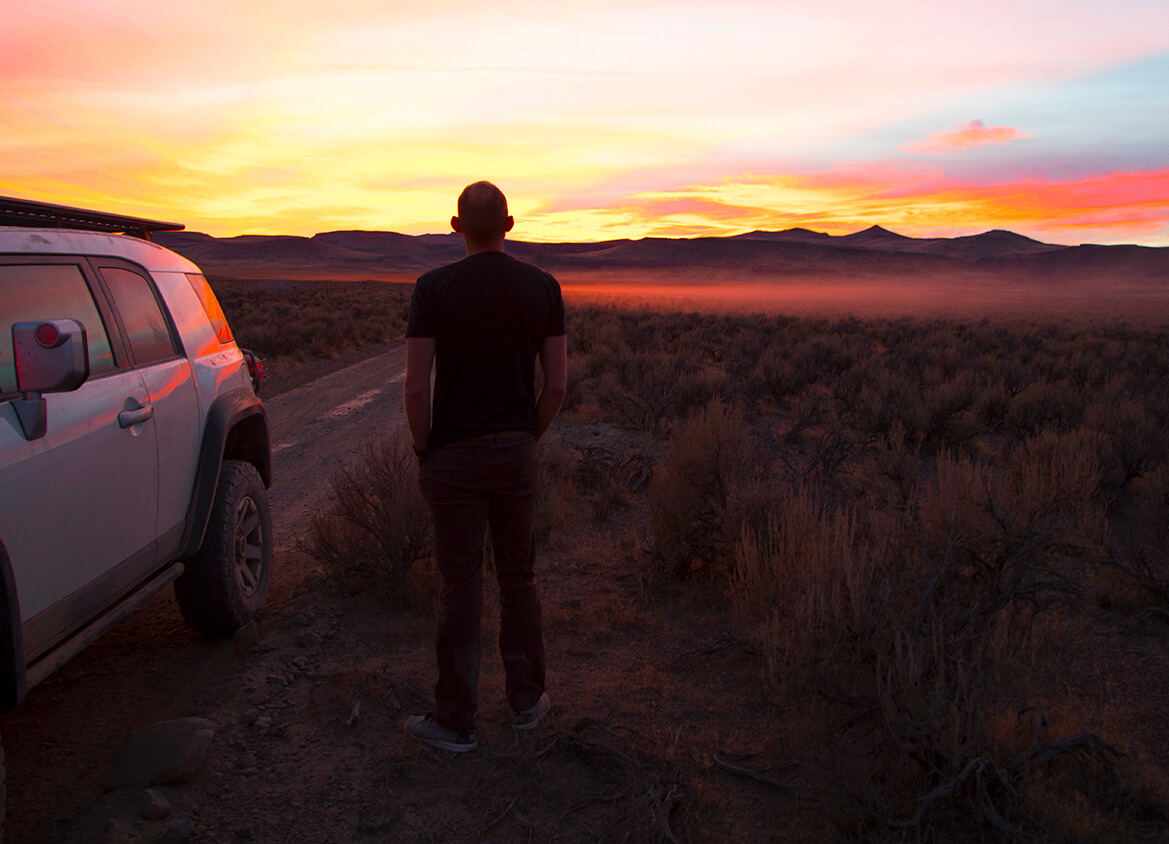 Rural Nevada, Driving Tips, Driving in Rural Nevada