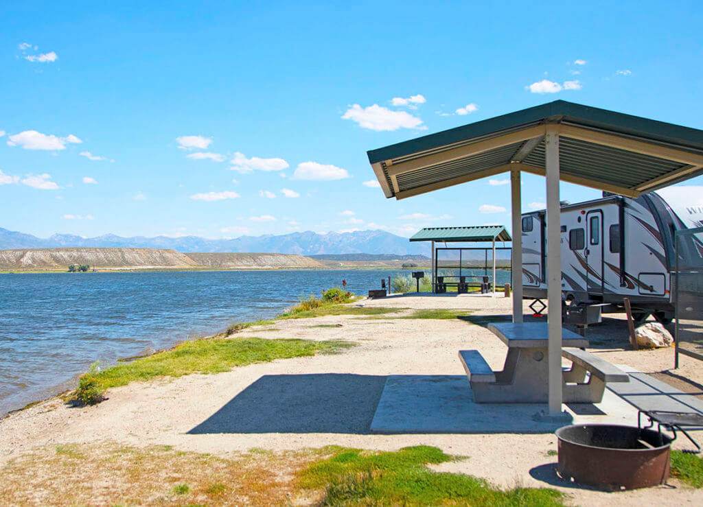 Nevada Camping, Camping in Nevada