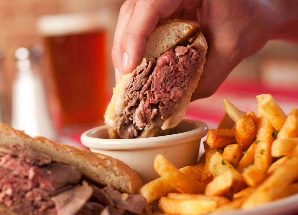 Steak Sandwich, Nevada Basque, Basque Nevada