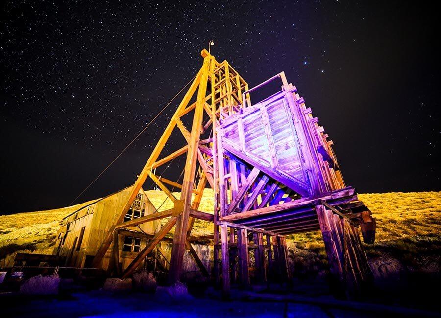 stargazing, nevada stargazing, night skies, nevada night skies, stargazing at Tonopah
