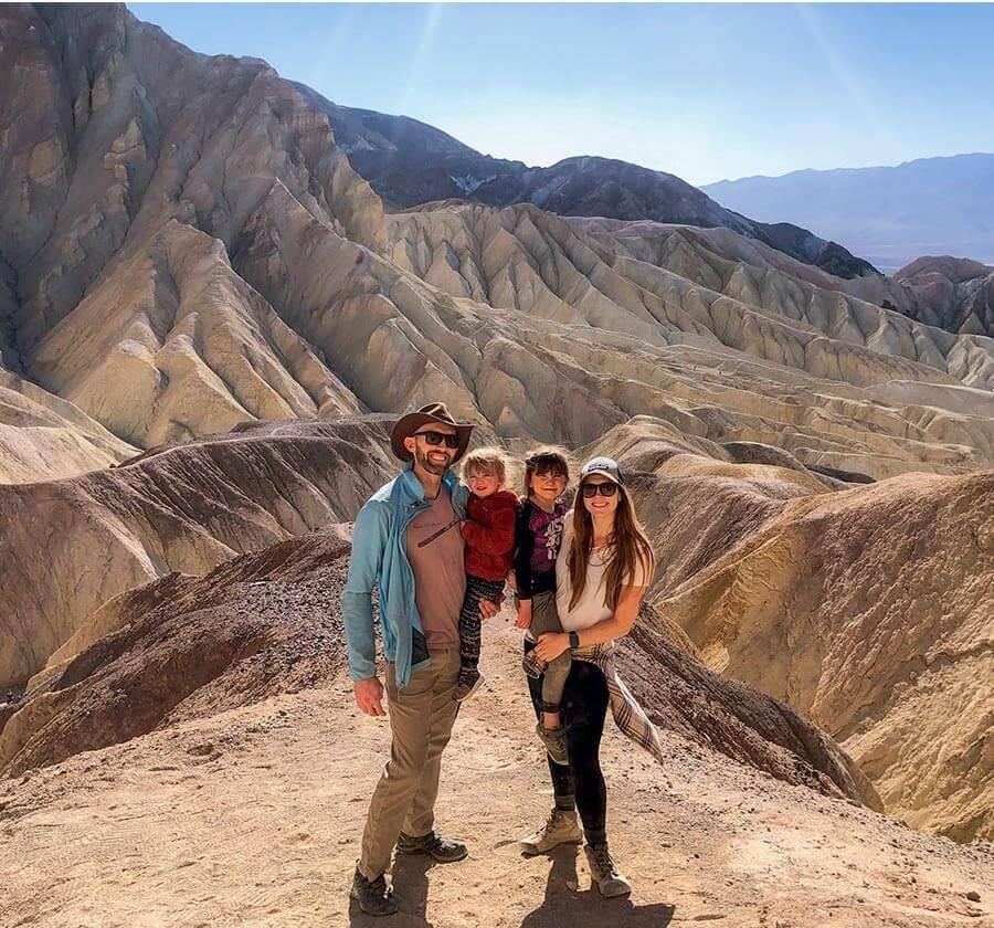 Death Valley National Park, Hiking Death Valley, Death Valley Hiking
