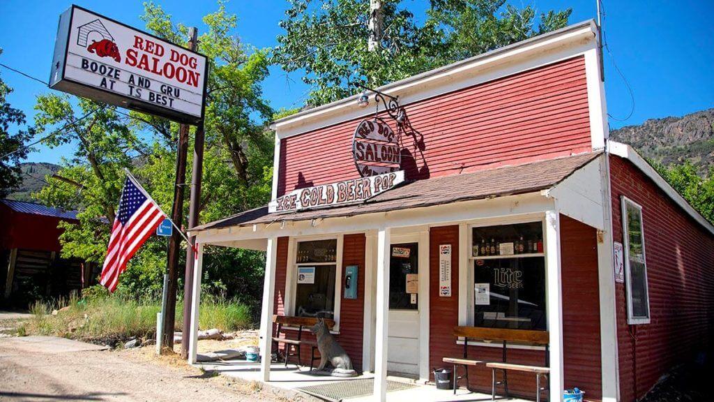 Sagebrush Saloons, Historic Saloon, Historic Nevada Saloon, Old West Bar, Old West Saloon