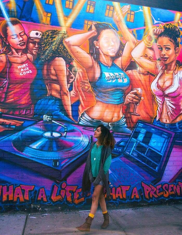 Las Vegas Arts District, Nevada Arts and Culture, Art and Culture, murals, free public art, mural tour
