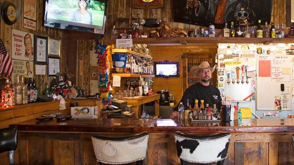 Happy Burro Chili & Beer, Sagebrush Saloon