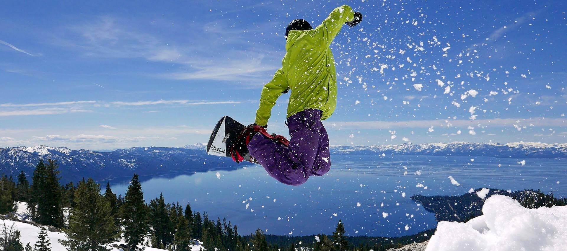 Winter Sports, Skiing in Nevada, Nevada Winter Sports, Ski, Snowboard, Winter Activities