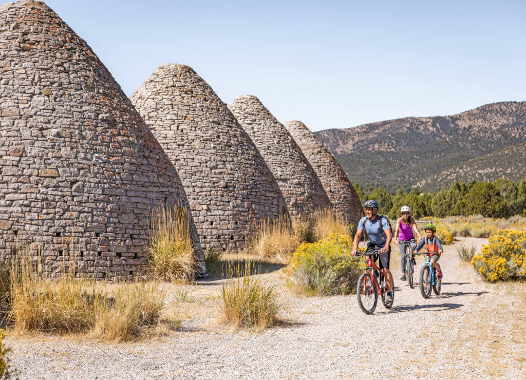 Ward Charcoal Ovens, Family Activities, Family Fun in Nevada, Nevada State Parks Family
