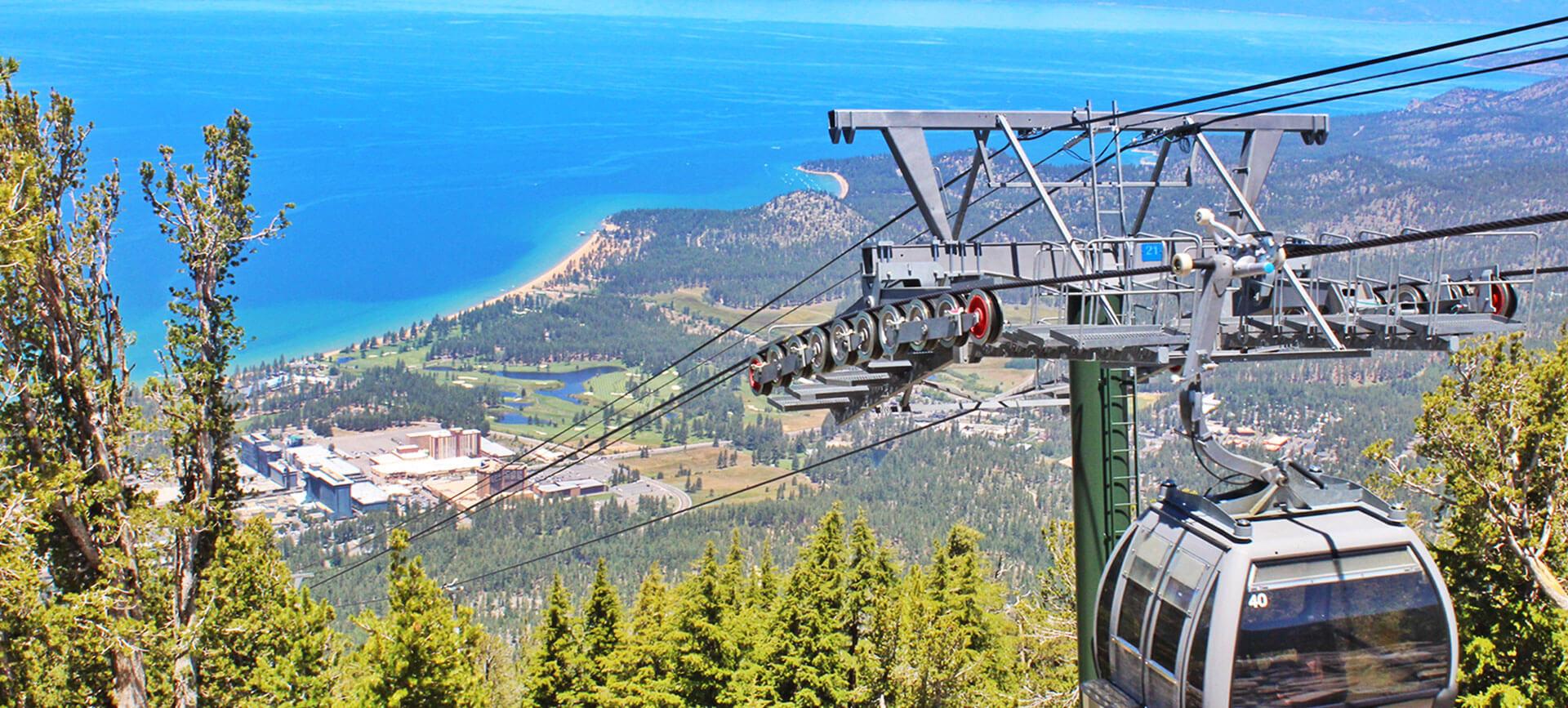 Tahoe Gondola