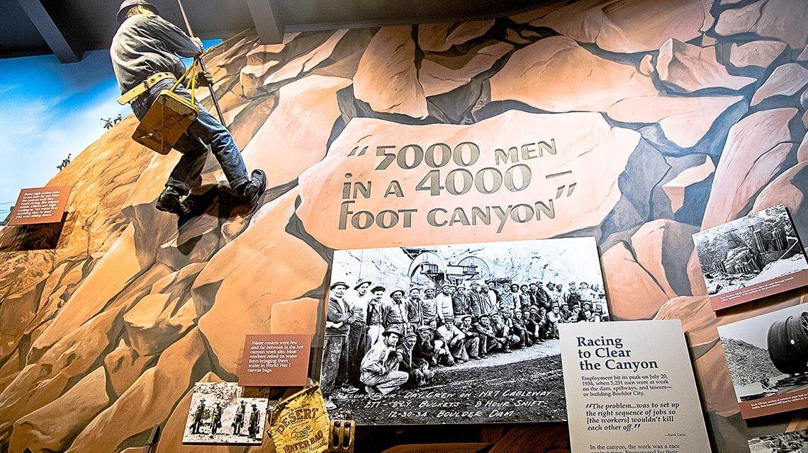 Boulder City-Hoover Dam Museum, Boulder City, Nevada