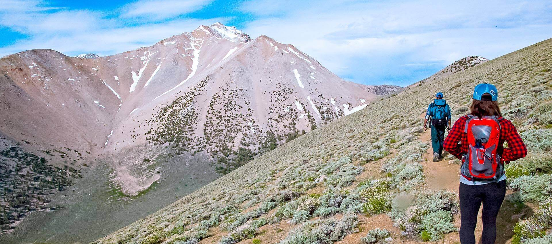Hiking and Backpacking in Nevada