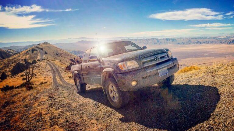 Nevada Off-Roading