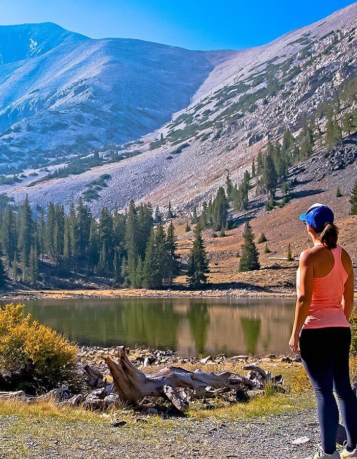 Nevada Parks, Nevada State Parks, Nevada National Parks