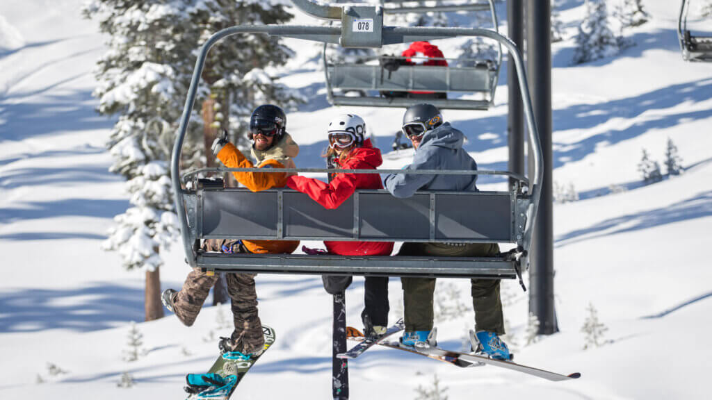 The Best Lake Tahoe Ski Resorts 2021
