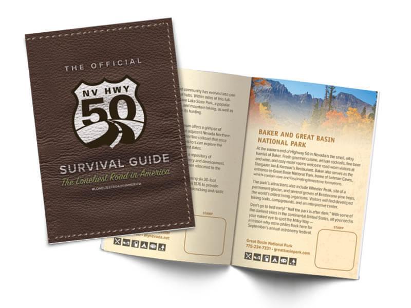 Loneliest Road In America, Highway 50 Survival Guide