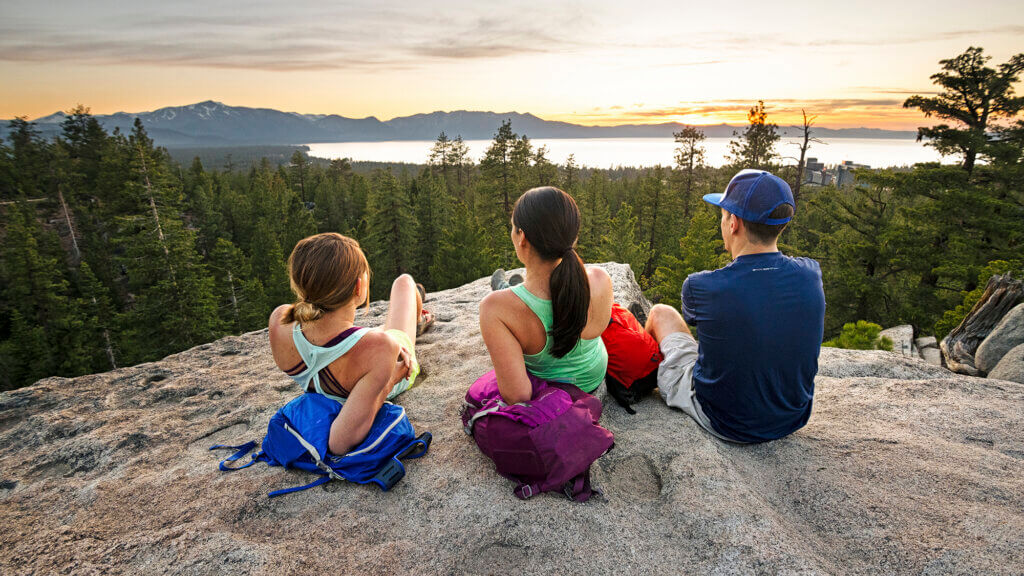 Van Sickle—Lake Tahoe Nevada State Park