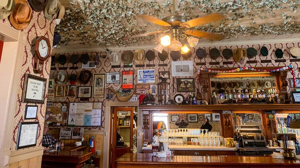 J.T. Basque Bar & Dining Room, Gardnerville, Nevada