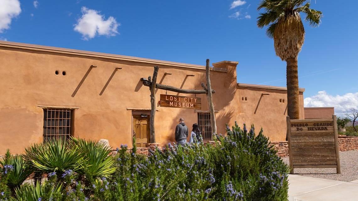 Lost City Museum, Overton, Nevada