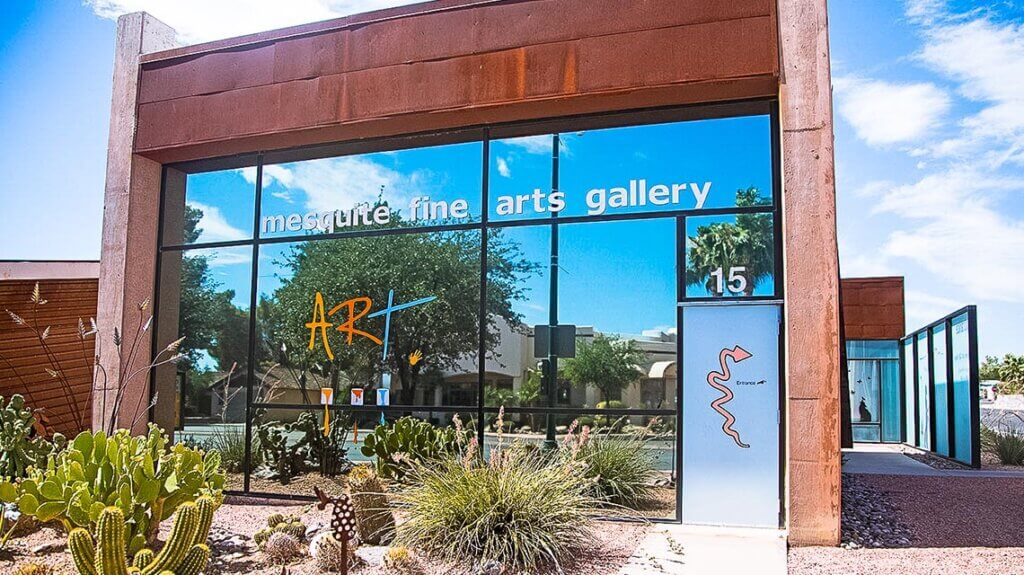 Mesquite Fine Art Center and Gallery