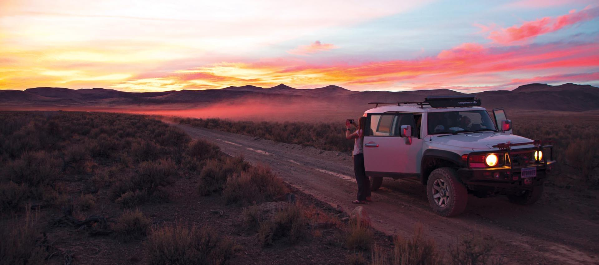 Soldier Meadows, North of Gerlach Nevada