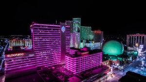 Eldorado Resort Casino Reno at THE ROW