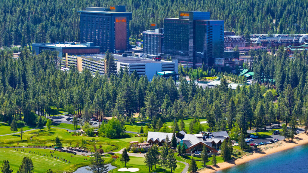 Harrah's and Harveys Lake Tahoe