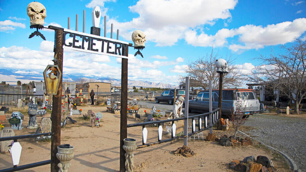 Paranormal Nevada: Our Favorite Haunts