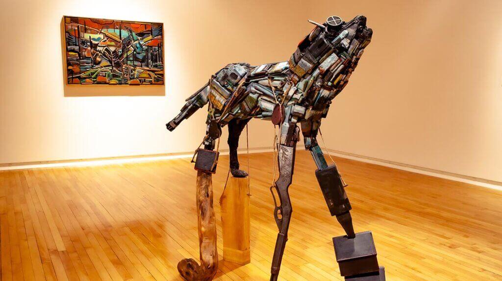 Oats Park Art Center, Fallon, Nevada