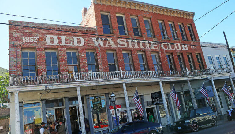 The Washoe Club & Haunted Museum