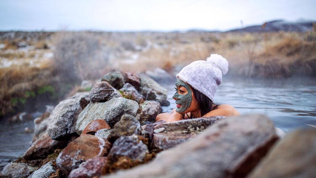 Hot Springs, Spas & Self-Care Goodies