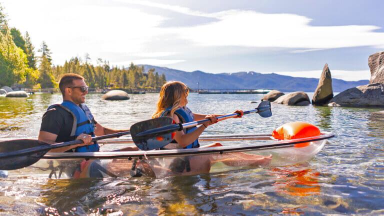 north lake tahoe boating