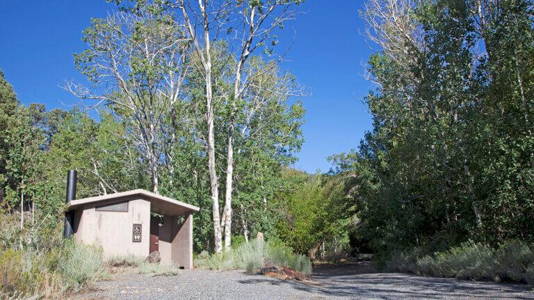 Pine Creek Campground   Tonopah, NV Camping   Travel Nevada