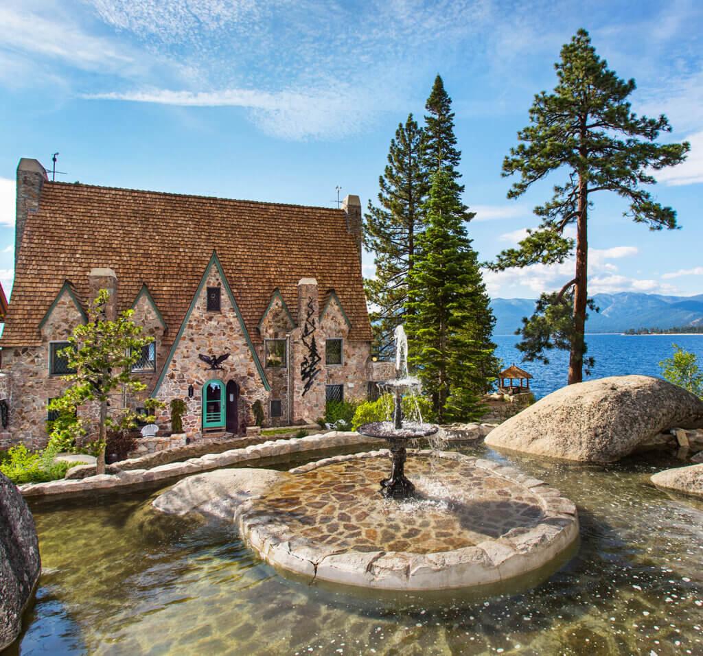 north lake tahoe history