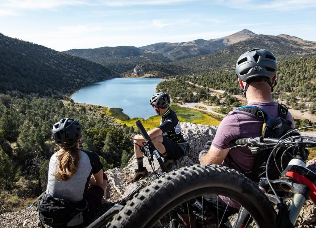 Mountain Biking in Nevada
