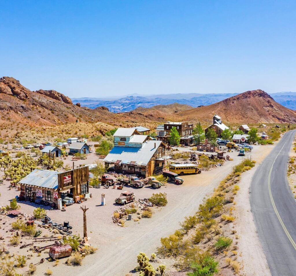 road trips from las vegas