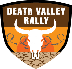 Death Valley Rally Shield
