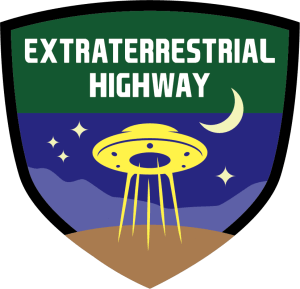 Extraterrestrial Highway Shield