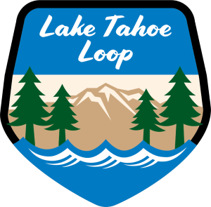 Lake Tahoe Loop Shield
