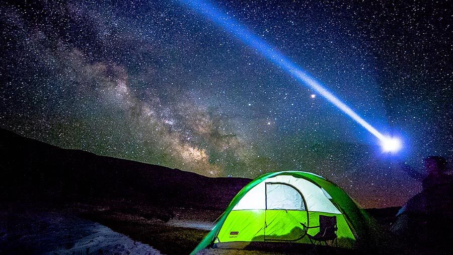 Camping In Nevada