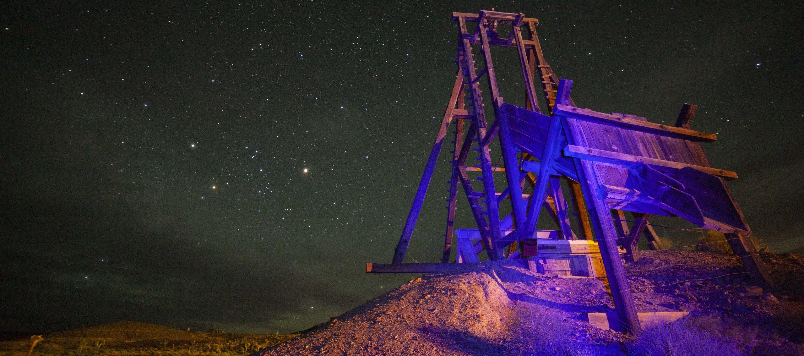 Nevada Stargazing, Nevada Inspiration, Trip Inspiration, Nevada Trip Inspiration, Gold Point Ghost Town