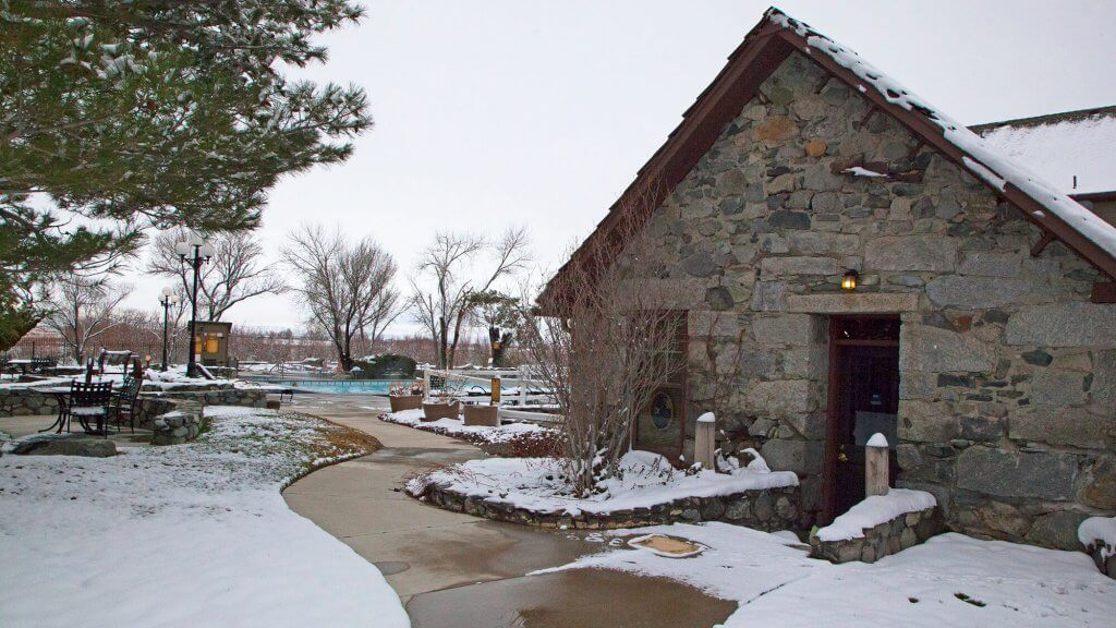 walley's hot springs