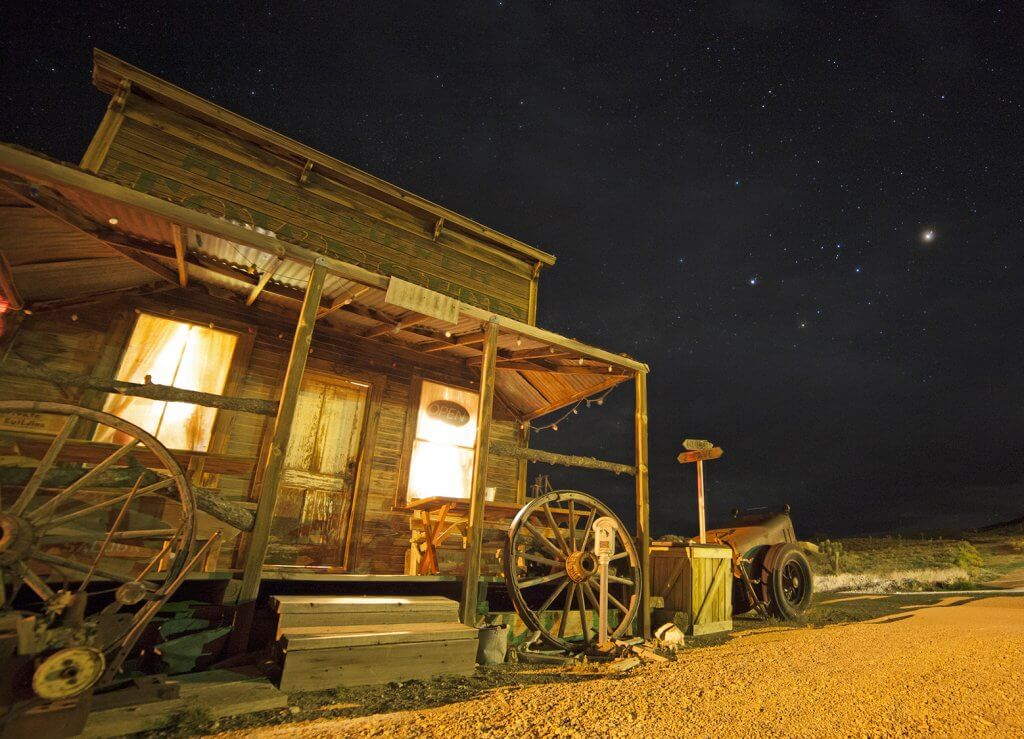 ghost town bed and breakfasts