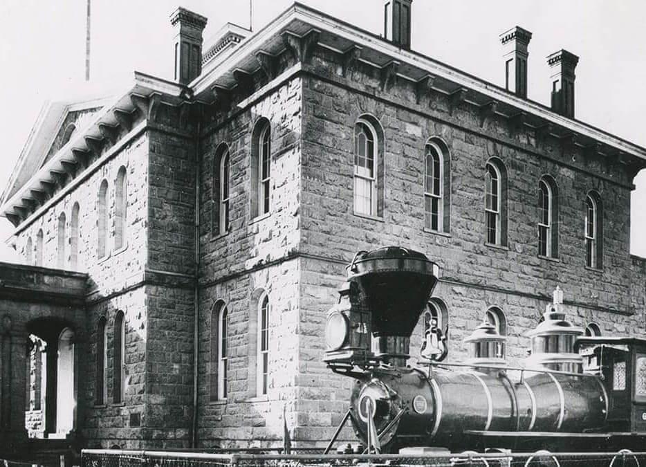 historic carson city