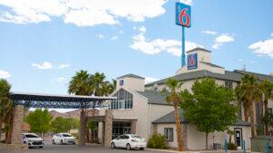 Motel 6 – Beatty & Death Valley