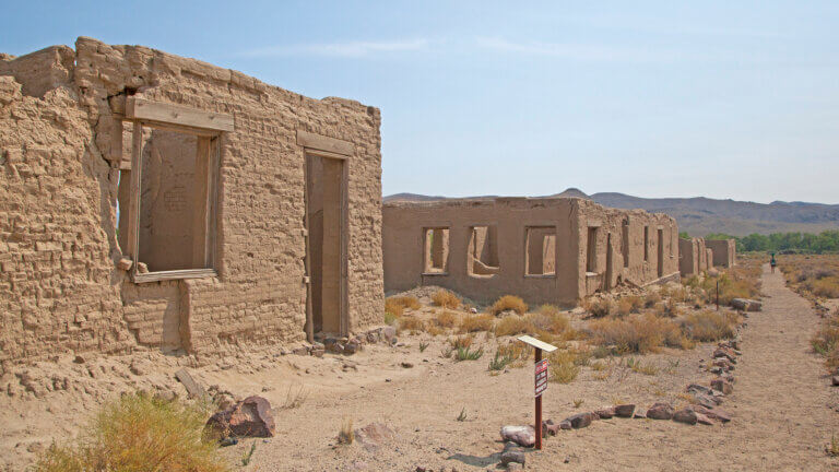 Nevada Near-cations: Fall Break Ideas Include Ghost Towns, Galactic Gazing, and Outhouse Racing